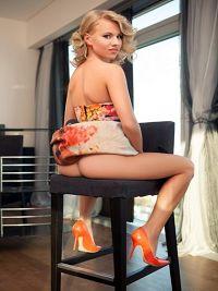 Flickvän Irina i Rottneros
